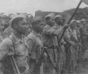 ejercito comunista laos