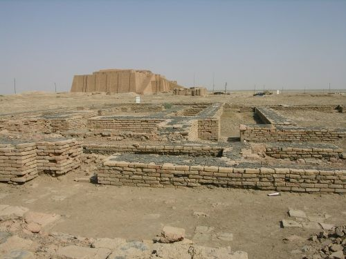 templo ur