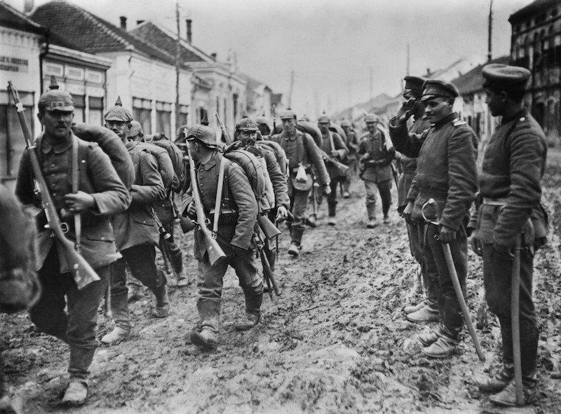 Causas De La Primera Guerra Mundial Red Historia