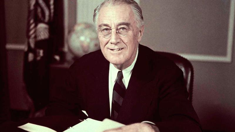 Biografía de Franklin D. Roosevelt - Red Historia
