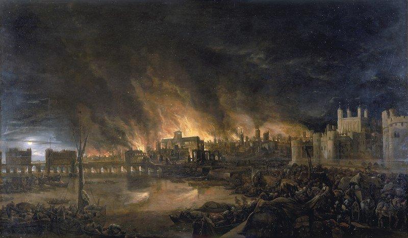gran incendio londres