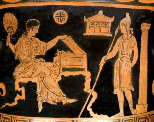 Mitolog a griega helena de troya red historia for Mito vaso di pandora