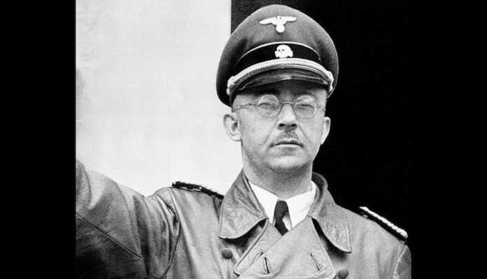 Heinrich Himmler biografia