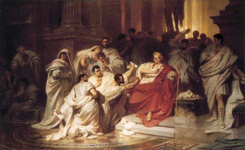 Asesinato de Julio César