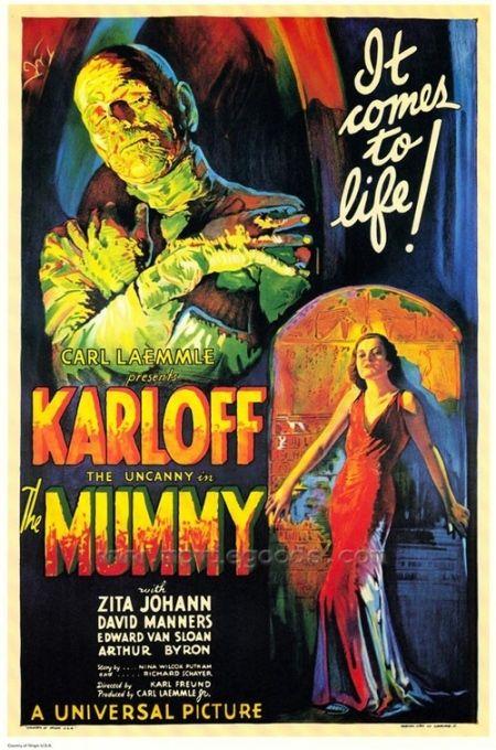 cine de terror años 30 frankenstein