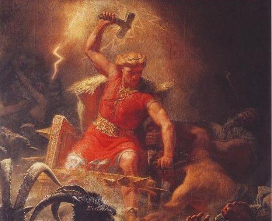 thor dios nordico