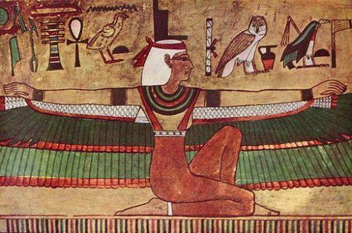 diosa isis egipto