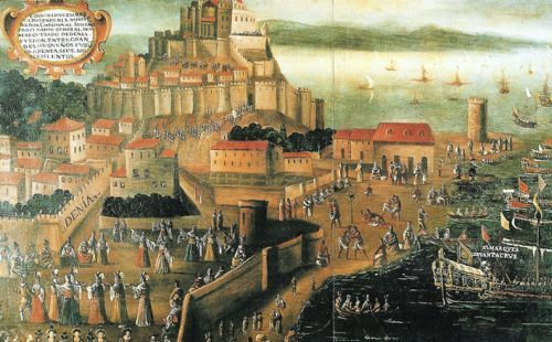 La Expulsión en el Puerto de Denia