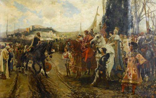 la conquista de granada isabel catolica