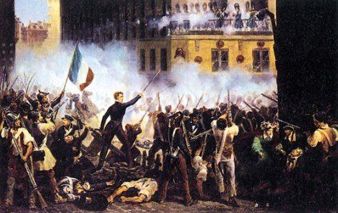 revolucion paris 1848