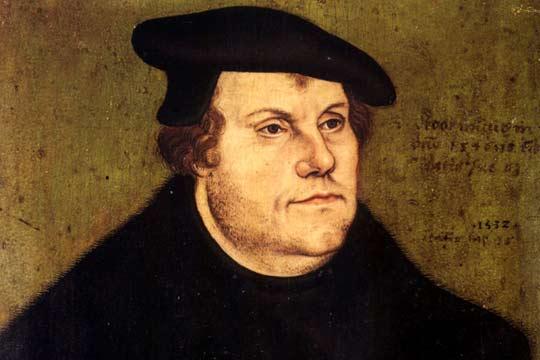 protestantismo martin lutero