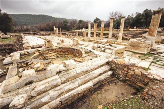 Stratoniekeia podría entrar en la lista de la UNESCO