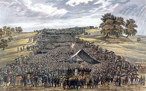 Revolución de 1830 en Suiza
