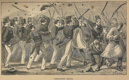 Revolución de 1830 en Gran Bretaña