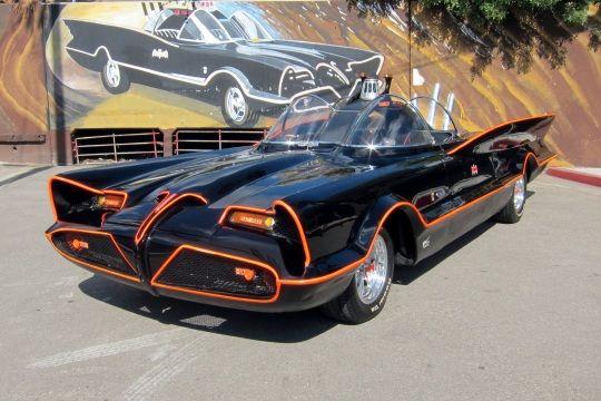 Batmobile original