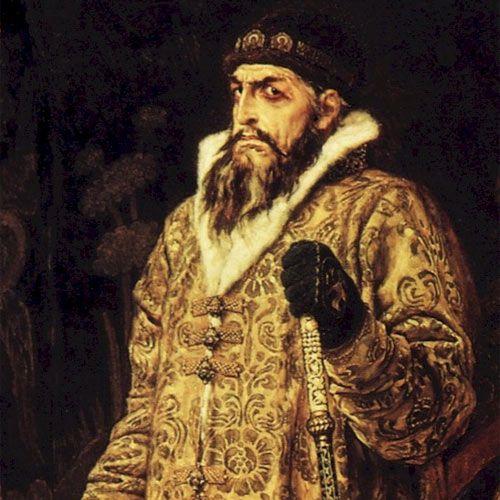 Iván el Terrible, Zar de todas las Rusias