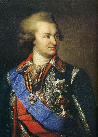 Retrato de Potemkin