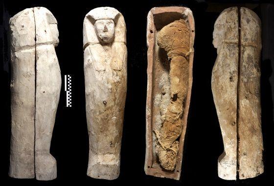 sarcofago segundo periodo intermedio