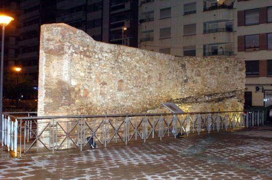 muralla castellon