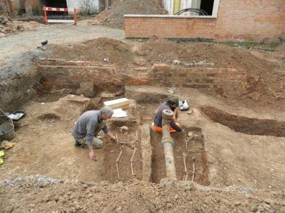 cementerio romano leicester