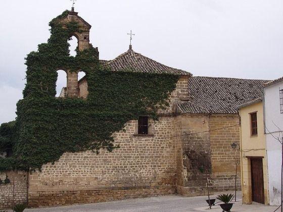 iglesia san lorenzo ubeda
