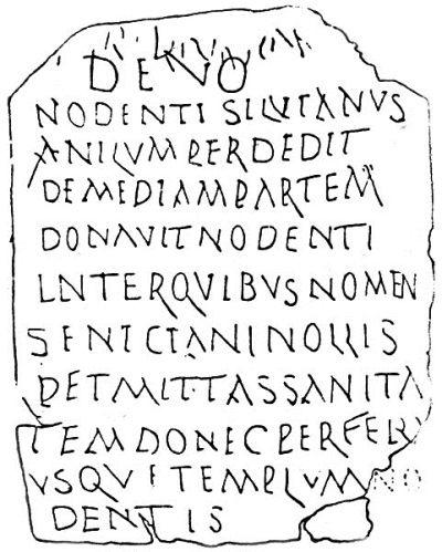 maldicion romana