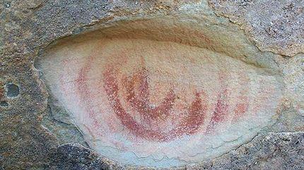 pintura rupestre mexico
