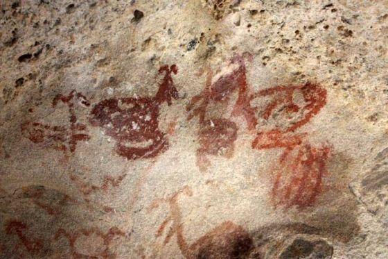 pinturas rupestres turquia