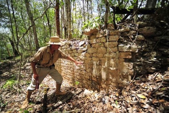 ciudad desaparecida maya