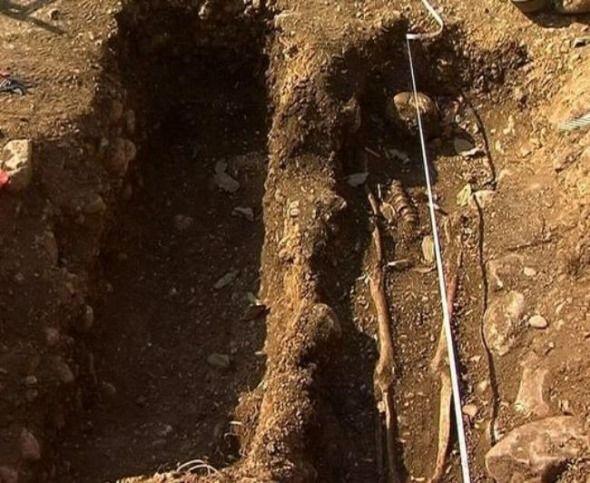 esqueletos romanos serbia