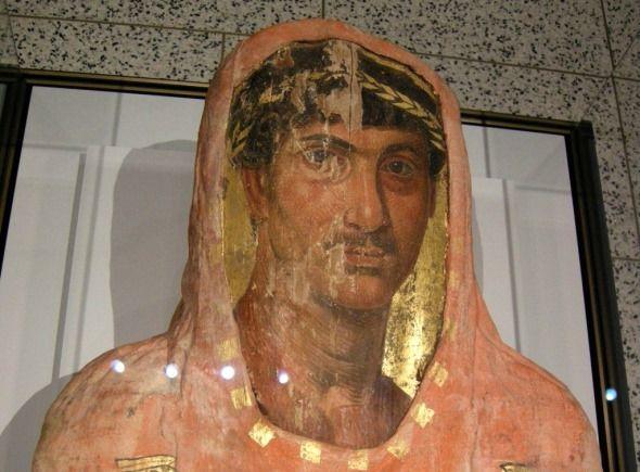 momia de herclides