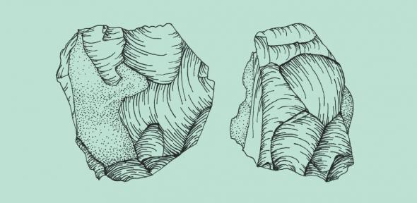 herramientras de piedra prehistoria