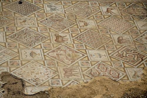 mosaico bizantino jordania