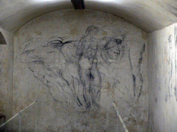 grafiti miguel angel florencia