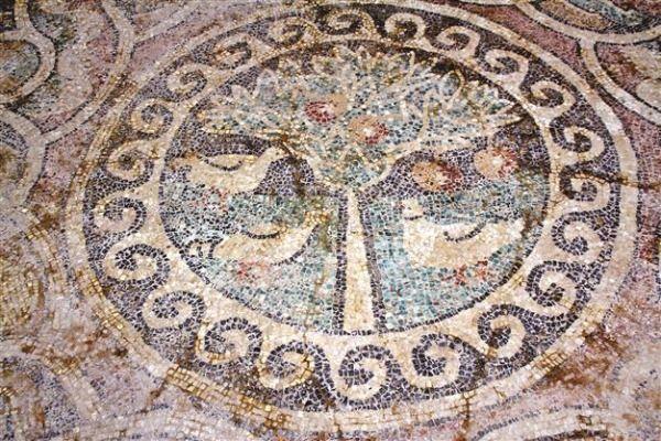 mosaico amasya