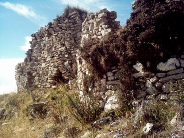 ruinas de yanamarca peru