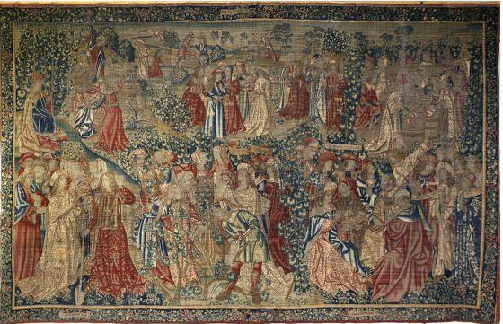 tapiz del patriarca