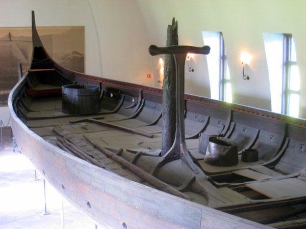 barco vikingo gokstad