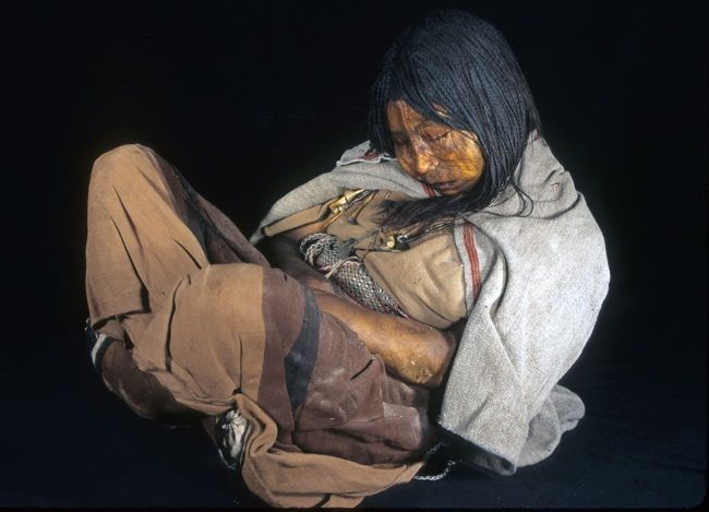 Momia inca