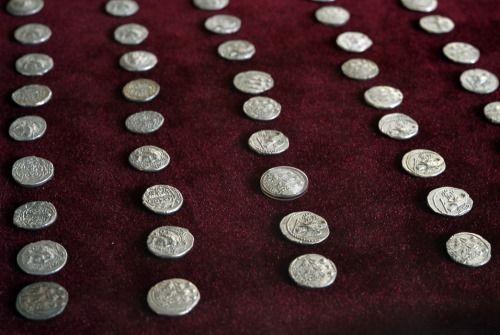 monedas dacias rumania
