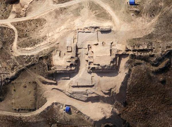 ruinas neoliticas china