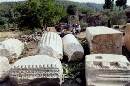 baños romanos estratonicea