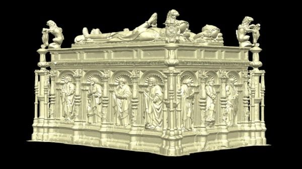 esculturas tudor