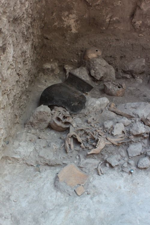 fosa comun maya