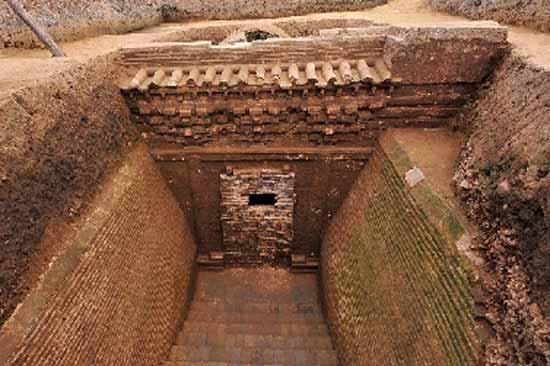 tumba dinastia song china