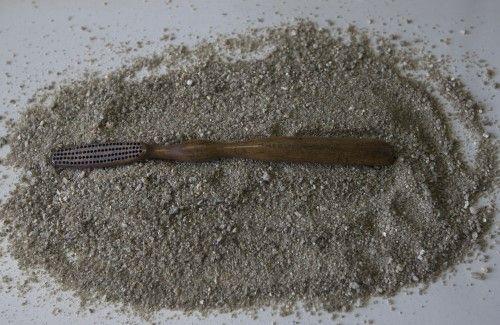 Cepillo dental de Pedro II de Brasil