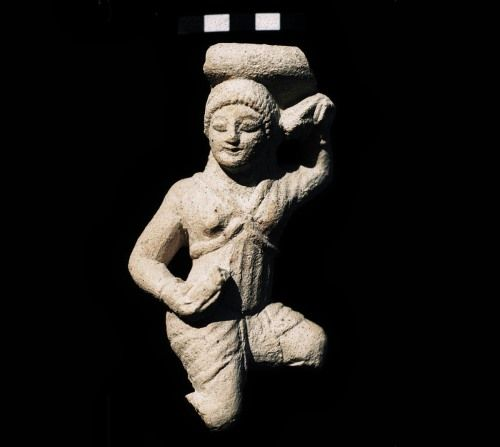 escultura idalion