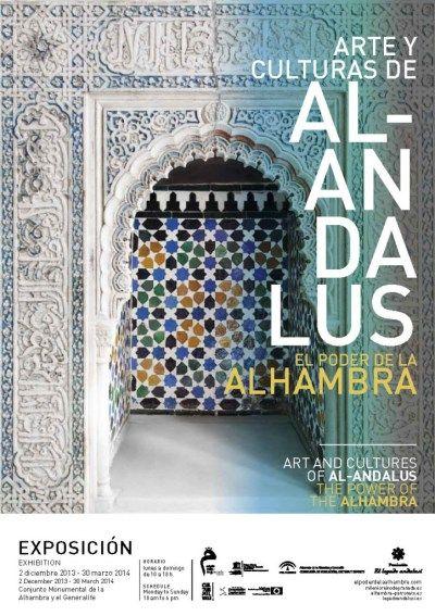 cartel arte y cultura en an andalus