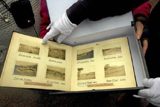fotografias ineditas primera guerra mundial