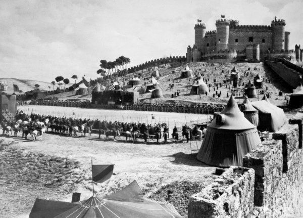 torneo combate medieval castillo belmonte